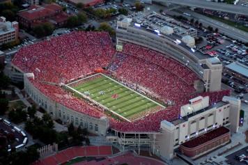 The New Husker Stadium
