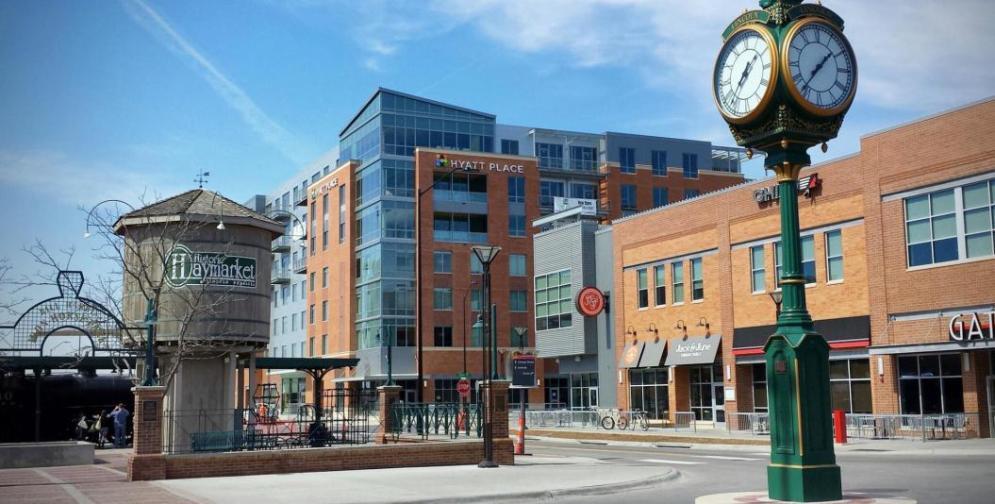 The Historic Haymarket - Downtown